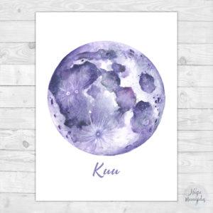 Kuu poster