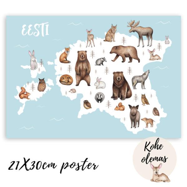 Eesti poster