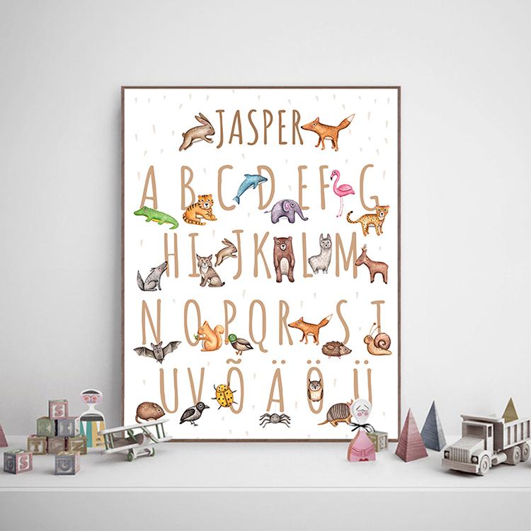 Postrid ja dekoratsioonid lastele - Banner Image Plus